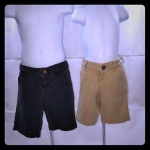 Old navy girls sz 7 shorts (uniform)